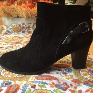 Bass Booties 7 1/2 Black
